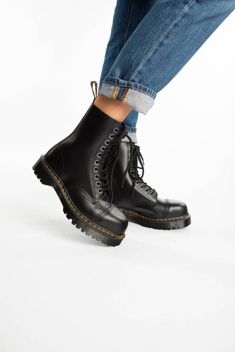 #00030  Dr.Martens High-Top Schuhe 8761 black