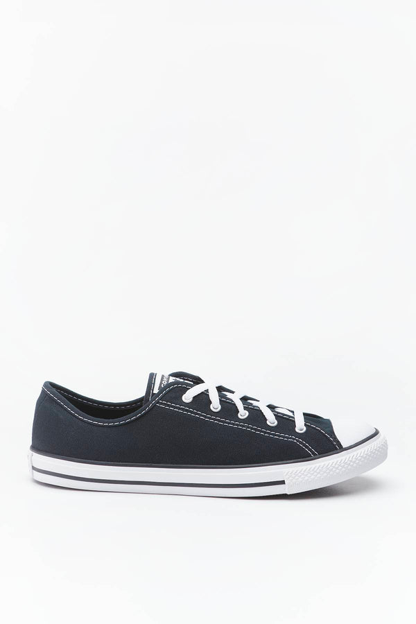 #00074  Converse Turnschuhe CHUCK TAYLOR ALL STAR DAINTY NEW COMFORT 982 BLACK/WHITE/BLACK
