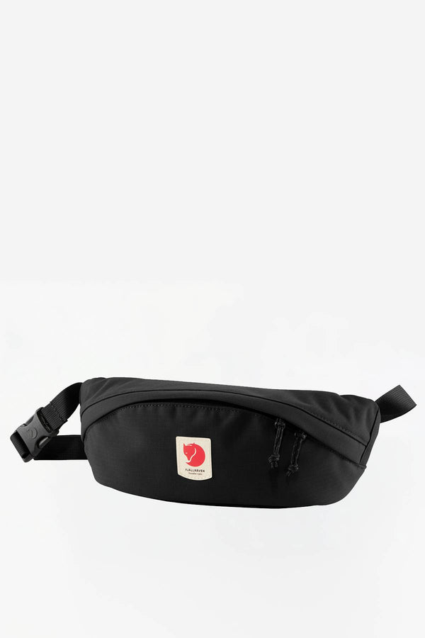 #00018  Fjallraven Gürteltasche ULVO HIP PACK MEDIUM 550 BLACK
