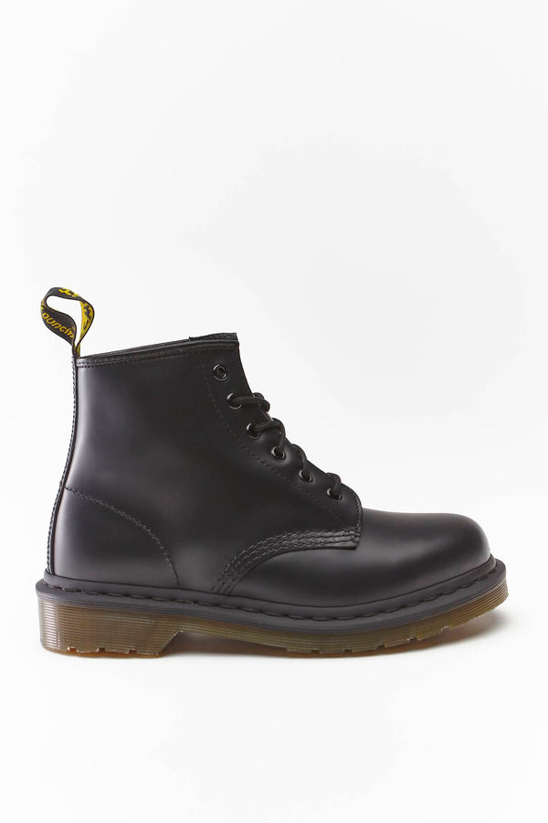 #00029  Dr.Martens High-Top Schuhe 101 SMOOTH BLACK SMOOTH