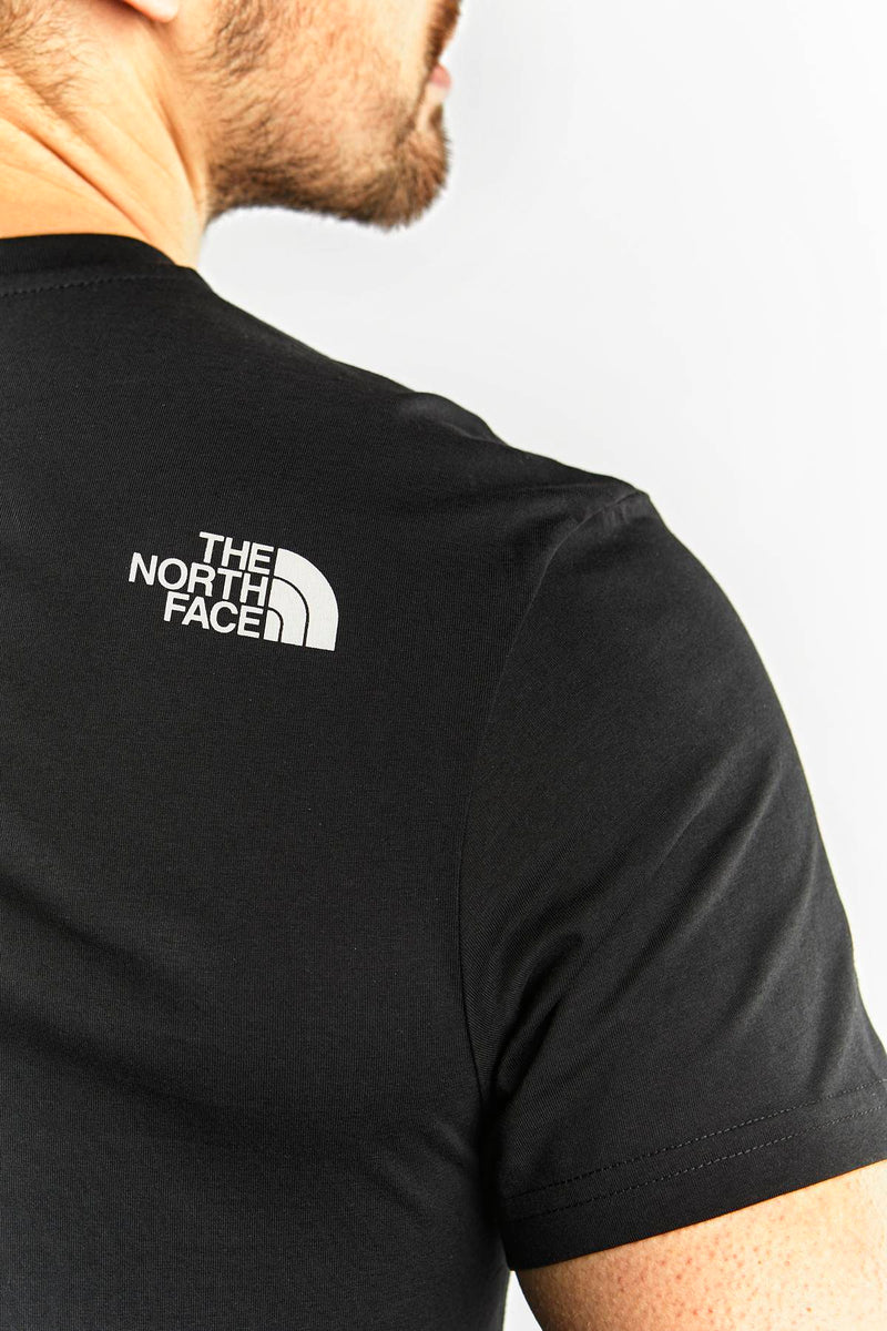 #00038  The North Face T-Shirt M Simple Dome Tee NF0A2TX5JK31