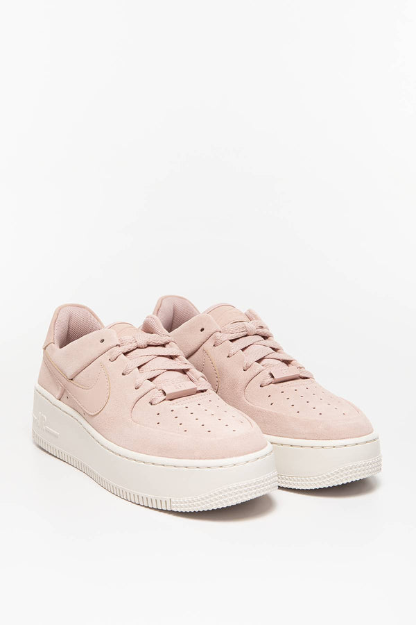 #00002  Nike Sneakers W AIR FORCE 1 Sage Low 339 PINK