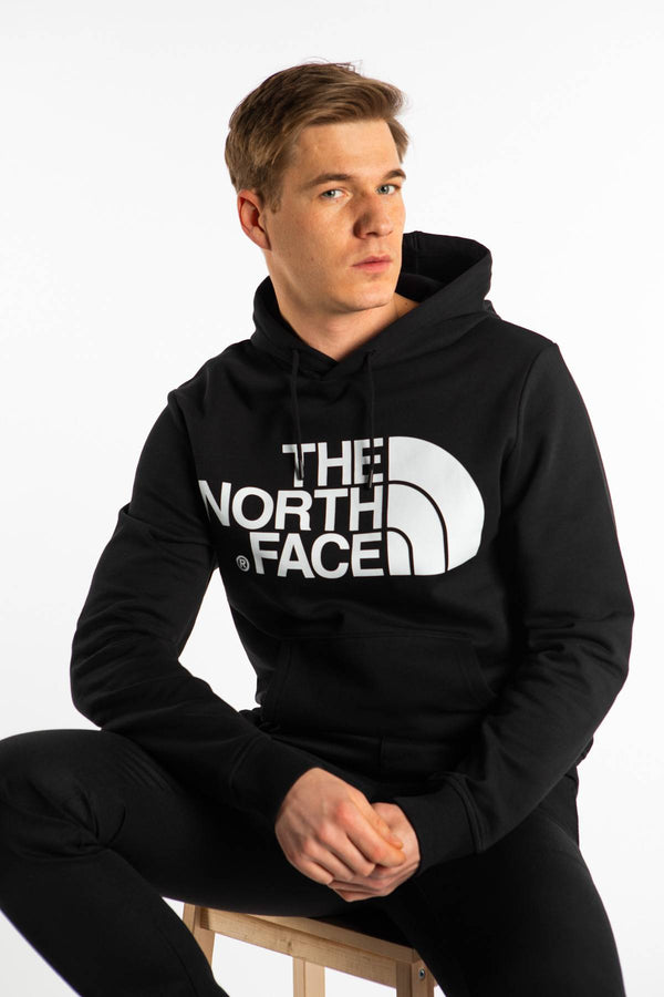 #00001  The North Face Bluse STANDARD HOODIE JK3 TNF BLACK