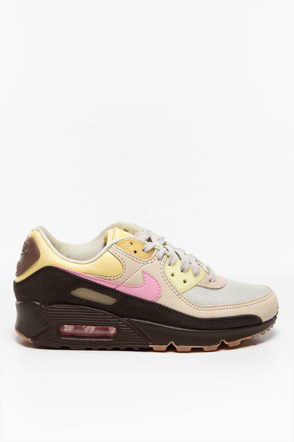 #00001  Nike Sneakers WMNS Air Max 90 CZ0469-200 VELVET BROWN/PINK