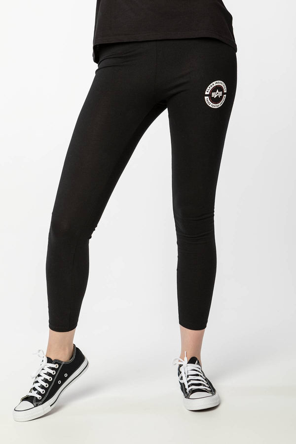 #00012  Alpha Industries Leggins TTP Leggings Wmn 903 BLACK