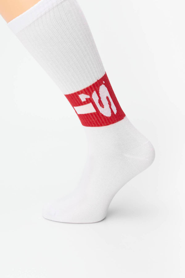 #00075  Levi's Socken 168SF REGULAR CUT 0134 WHITE