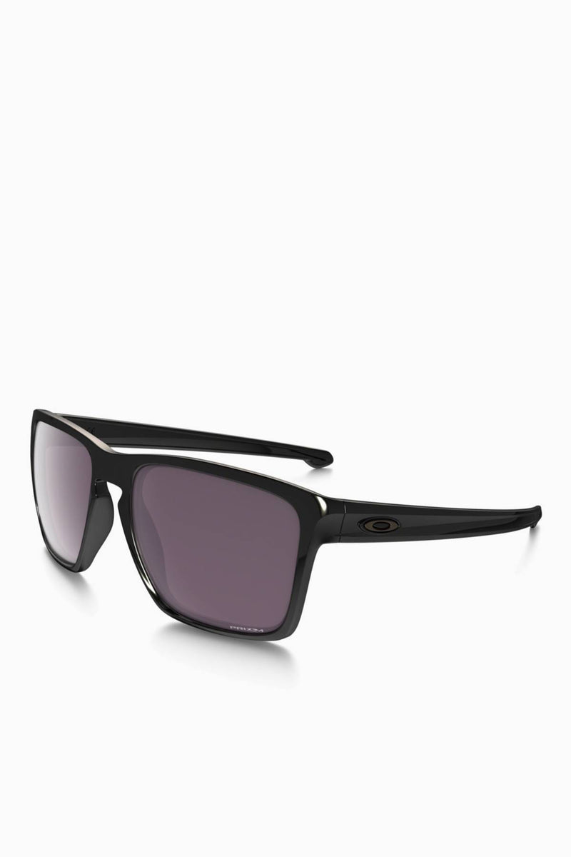 #00002  Oakley Brillen Sliver XlL Polished Blk Prizm Daily Polar
