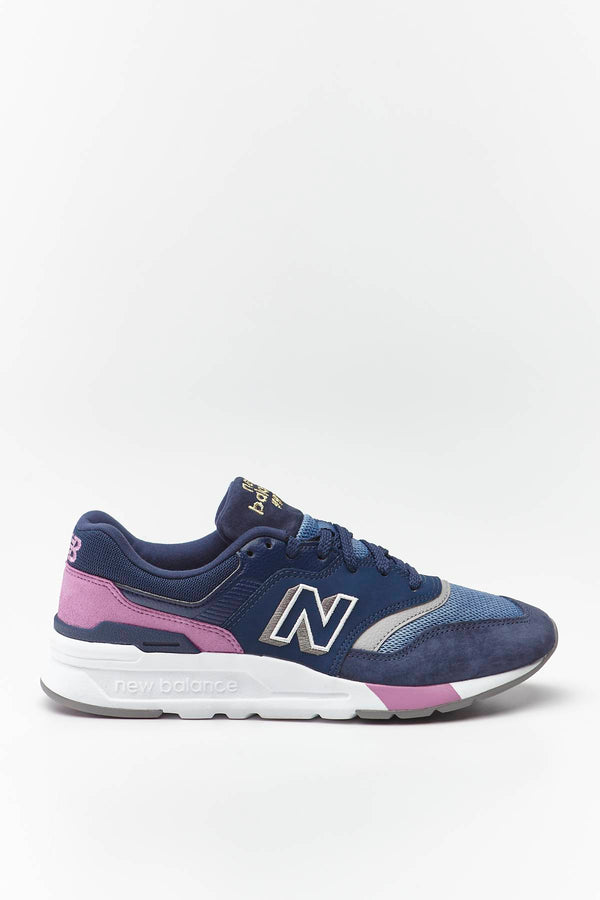 #00004  New Balance Sneakers CW997HAM NATURAL INDIGO WITH DUSTY CEDAR