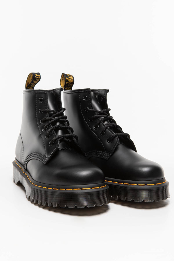 #00014  Dr.Martens High-Top Schuhe 101 BEX SMOOTH BLACK