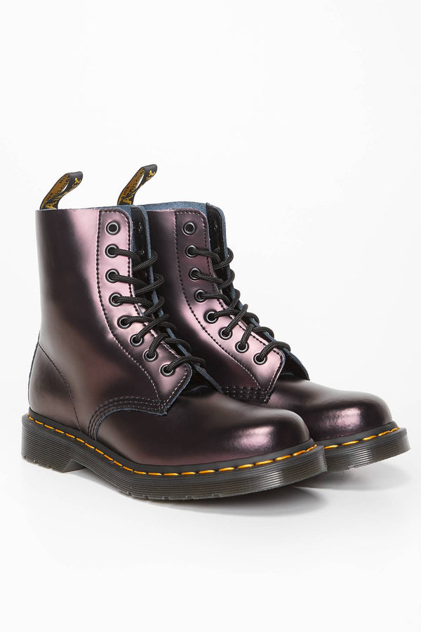 #00040  Dr.Martens High-Top Schuhe 1460 Pascal Chroma RED