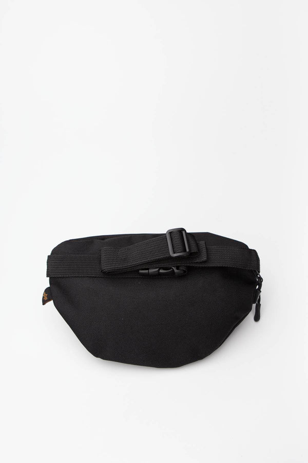 #00064  Alpha Industries Gürteltasche WAIST BAG ALPHA 03 BLACK