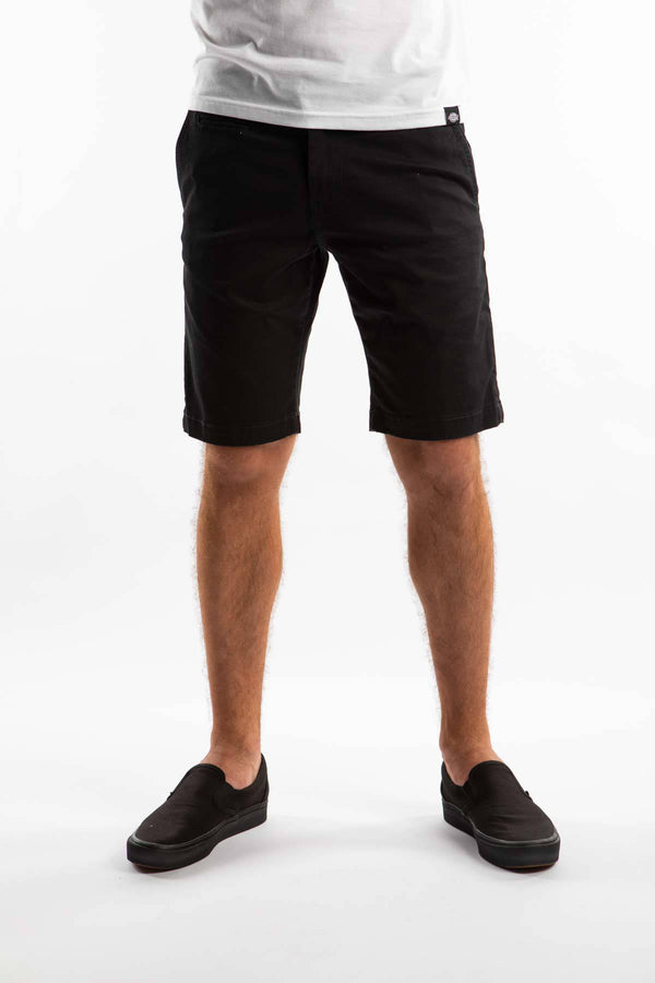 #00027  Dickies Shorts PALM SPRINGS 067 BK BLACK