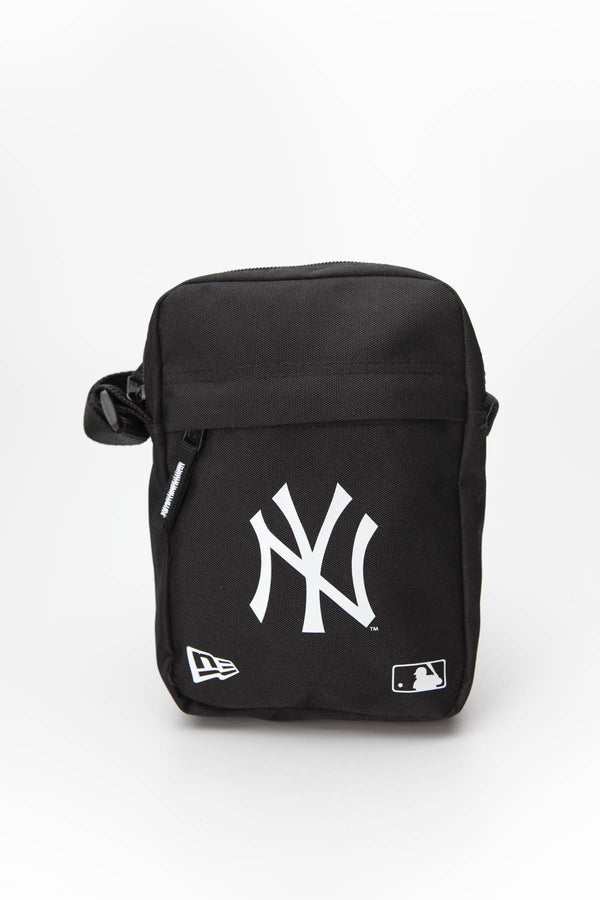 #00064  New Era Gürteltasche MLB SIDE BAG NYY BLK 030 BLACK