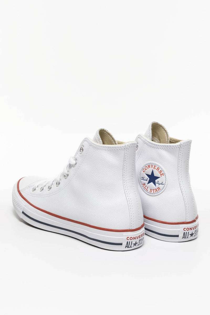 #00011  Converse Turnschuhe CHUCK TAYLOR ALL STAR LEATHER 169 WHITE