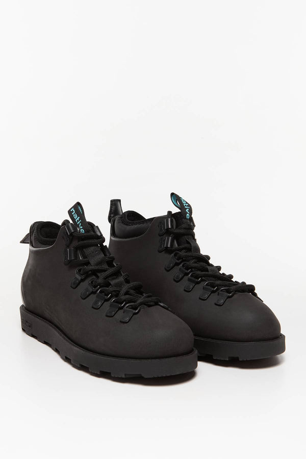 #00001  Native Outdoorschuhe FITZSIMMONS CITYLITE JIFFY BLACK