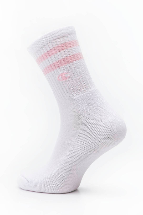 #00029  Champion Socken SHORT SOCKS PS063 PINK/WHITE