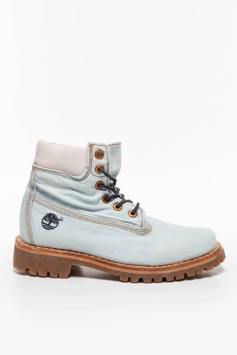 #00008  Timberland High-Top Schuhe LTD FABRIC 6IN G83