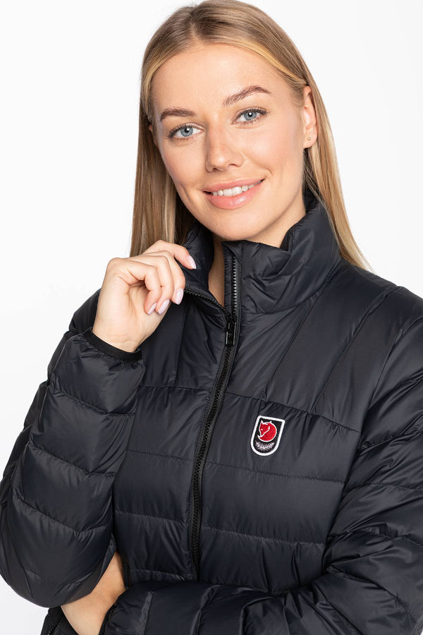 #00079  Fjallraven Jacke Expedition Pack Down Jacket W F86124-550 BLACK