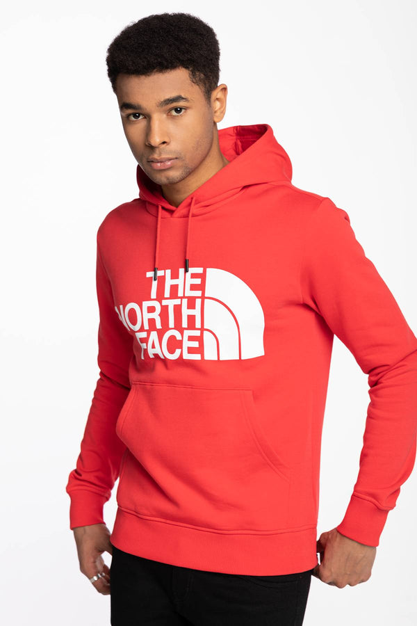 #00044  The North Face Bluse BLUZA Z KAPTUREM M STANDARD HOODIE - EU NF0A3XYDV331 RED