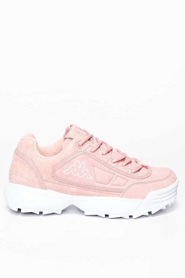 #00093  Kappa Sneakers RAVE SC Women 242796-2121 ROSE