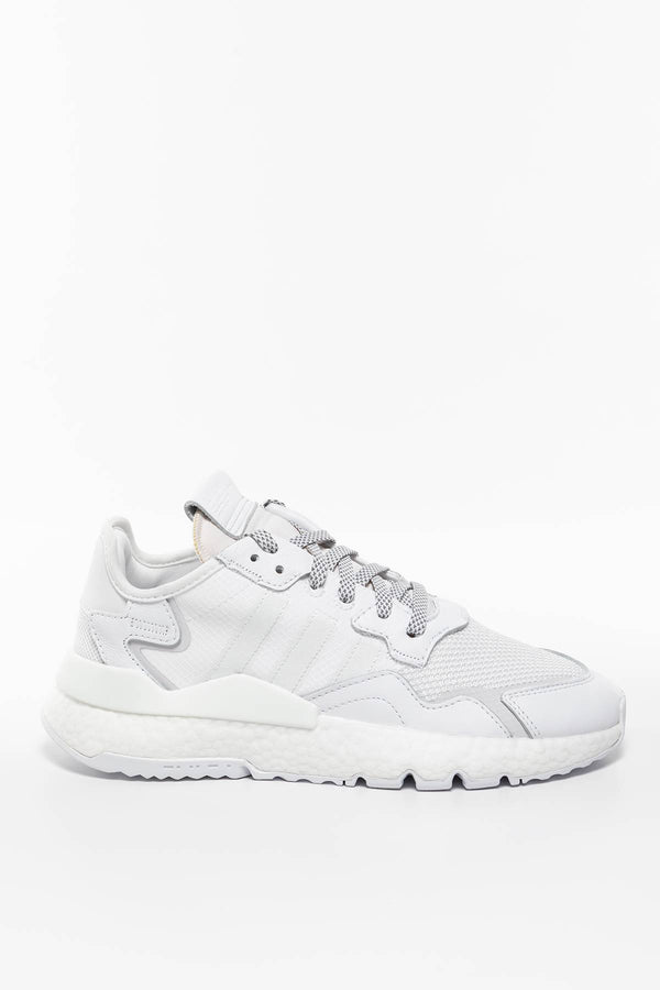 #00021  adidas Sneakers NITE JOGGER 267 CLOUD WHITE