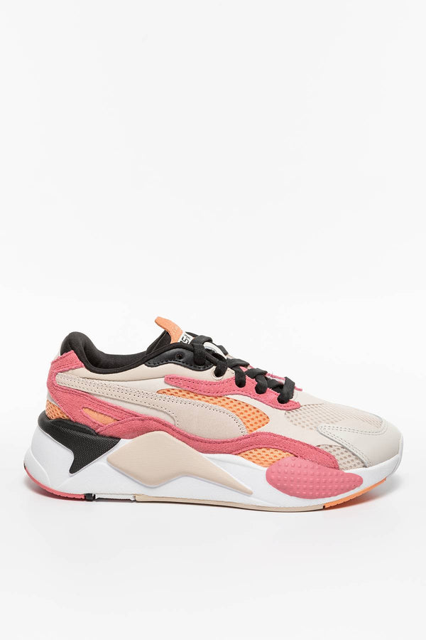 #00029  Puma Sneakers RS-X3 Mesh Pop Wns  701 Marshmallow-Bubblegum