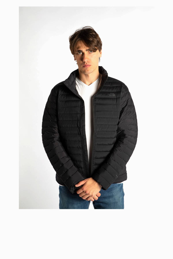 #00007  The North Face Jacke STRETCH DOWN JACKET JK3 TNF BLACK