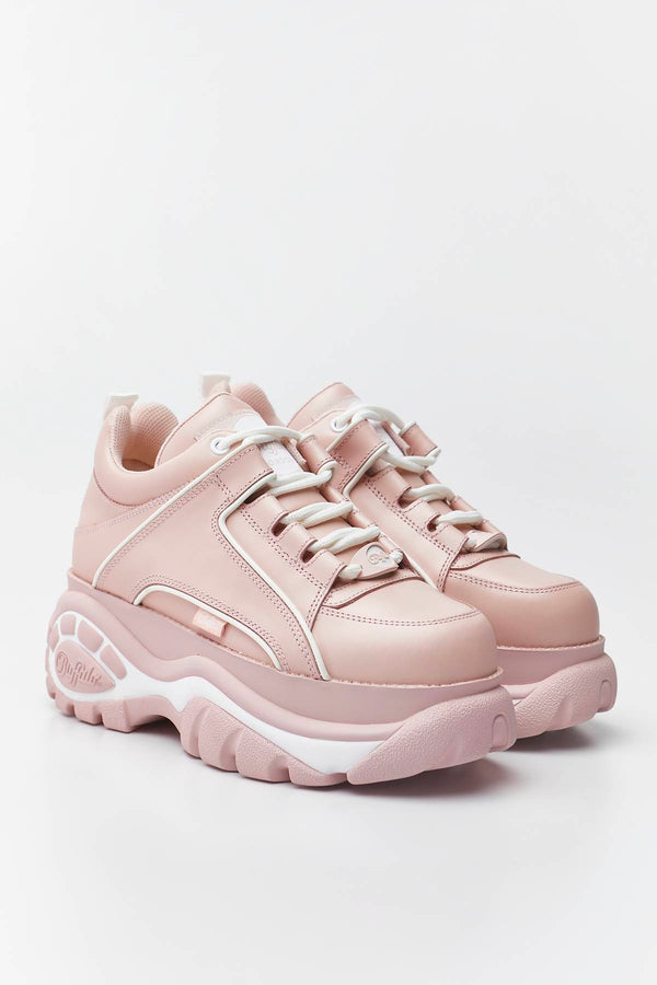 #00001  Buffalo Sneakers 1339-14 2.0 BABY PINK