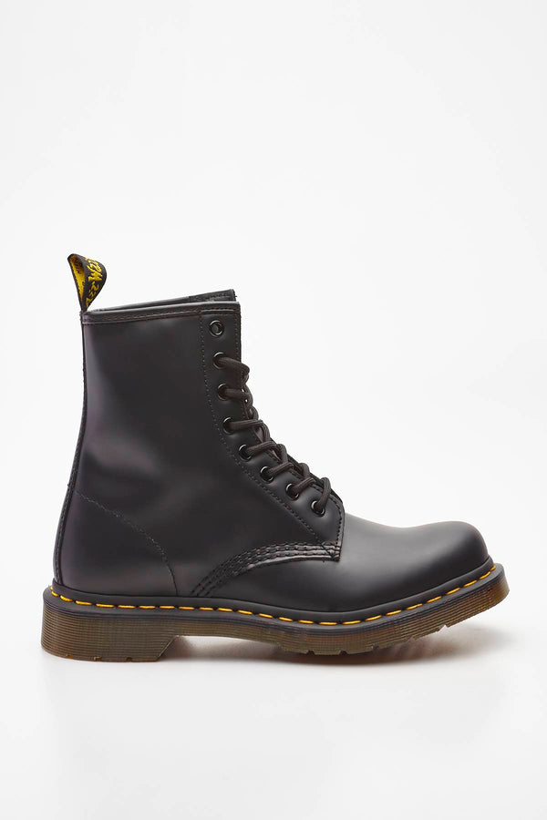 #00008  Dr.Martens High-Top Schuhe WOMEN'S 1460 SMOOTH BLACK
