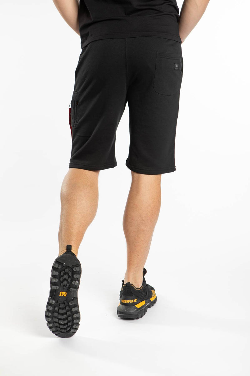 #00160  Alpha Industries Shorts X-Fit Cargo Short 03 BLACK