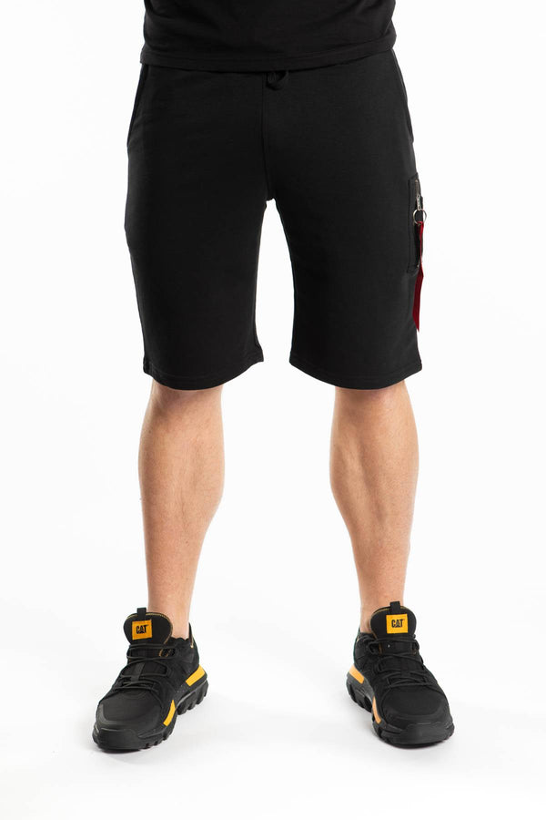 #00009  Alpha Industries Shorts X-Fit Cargo Short 03 BLACK