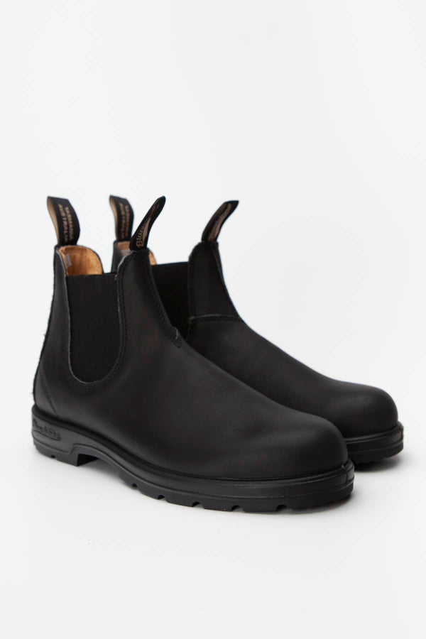 #00002  Blundstone High-Top Schuhe 558 VOLTAN BLACK
