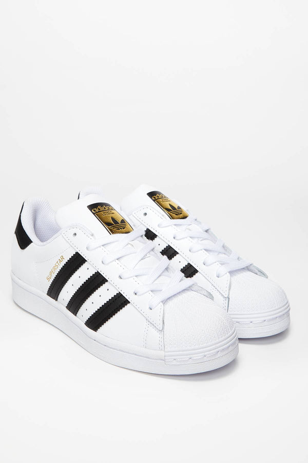#00007  adidas Sneakers Superstar J FU7712 WHITE