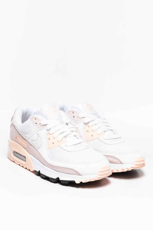#00020  Nike Sneakers W Air Max 90 CT1030-101 WHITE/ BEIGE/ PEACH