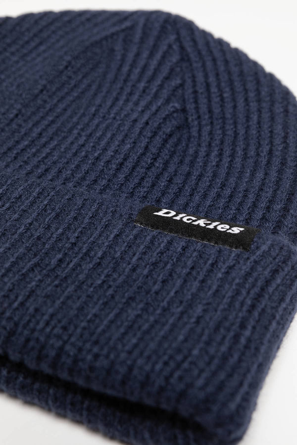 #00005  Dickies Mütze WOODWORTH DK0A4X7YNV01 NAVY BLUE