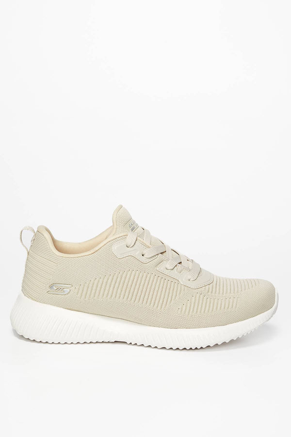 #00008  Skechers Sneakers TOUGH TALK 32504-NAT BEIGE