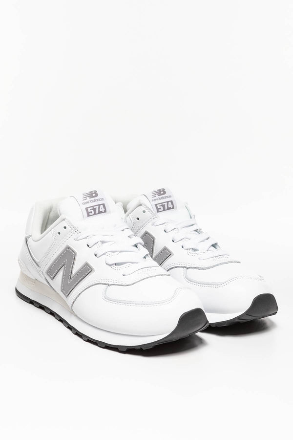 #00001  New Balance Sneakers ML574LPW WHITE