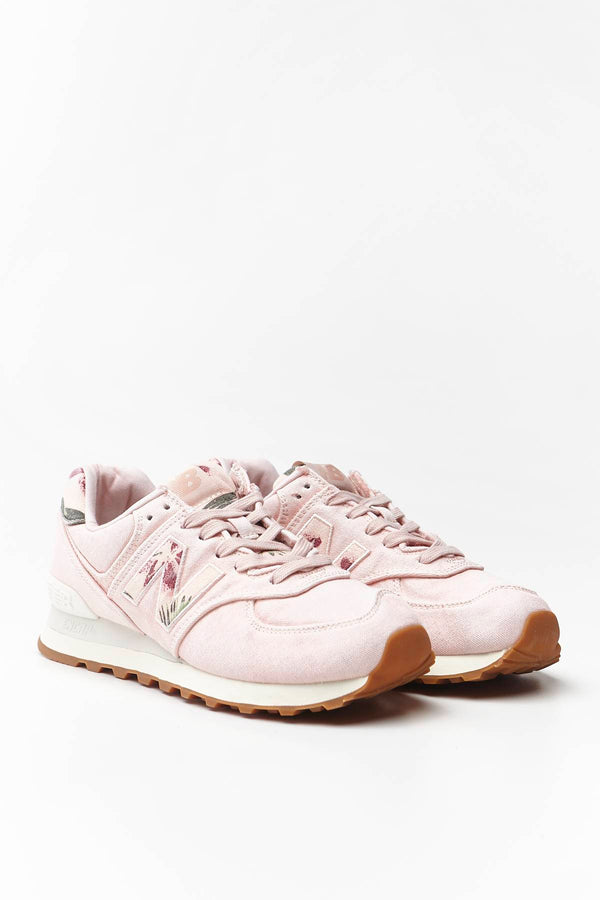 #00025  New Balance Sneakers WL574WOR PINK