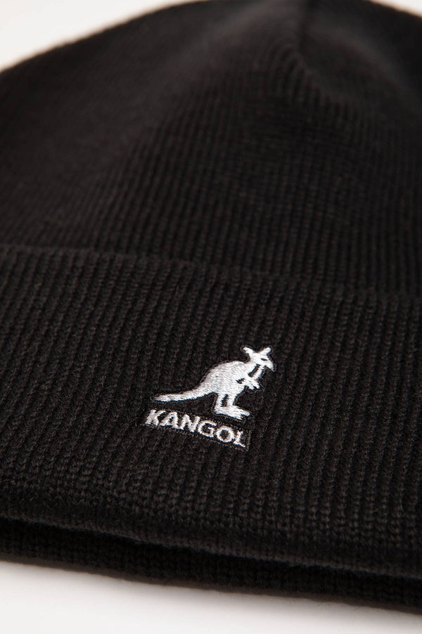 #00002  Kangol Mütze ACRYLIC PULL-ON 8BC BLACK