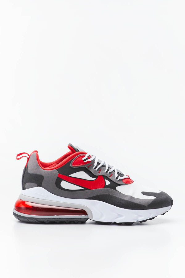 #00002  Nike Sneakers AIR MAX 270 REACT 002 BLACK/UNIVERSITY RED/WHITE