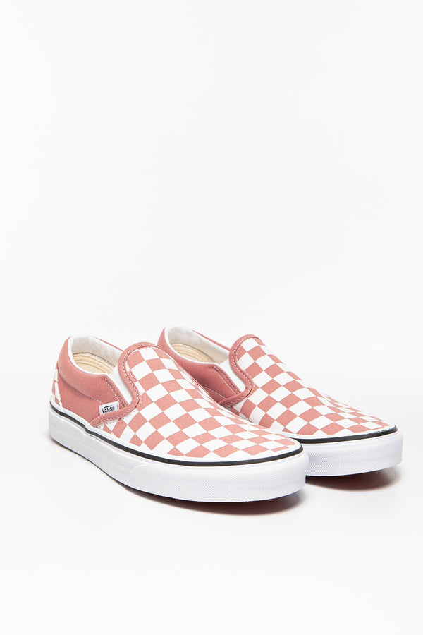 #00013  Vans Sneakers UA Classic Slip-On VN0A4U381GL1 ROSE DAWN/Tr WHITE