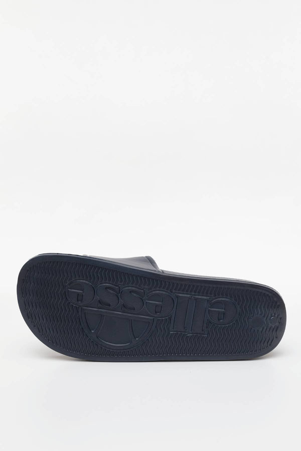 #00001  Ellesse Pantoffeln DUKE 02 FULL NAVY