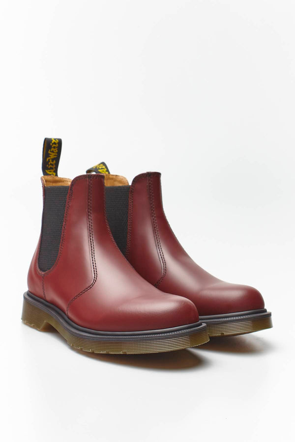 #00052  Dr.Martens High-Top Schuhe 2976 Cherry Red DM11853600