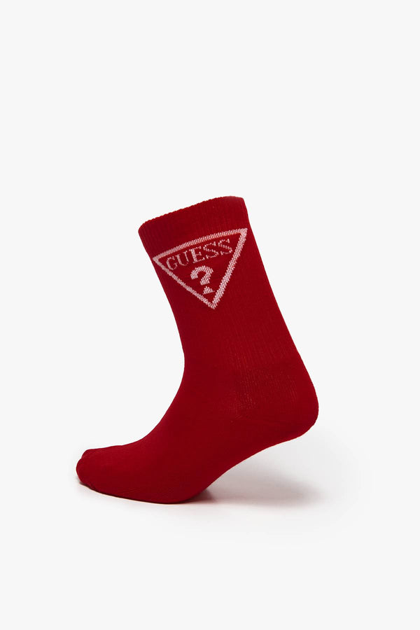 #00041  Guess Socken REGULAR SOCKS 00I RED