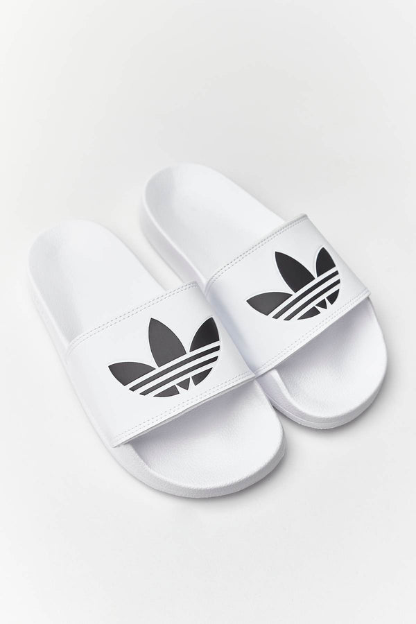 #00023  adidas Pantoffeln ADILETTE LITE 297 CLOUD WHITE/CORE BLACK/CLOUD WHITE
