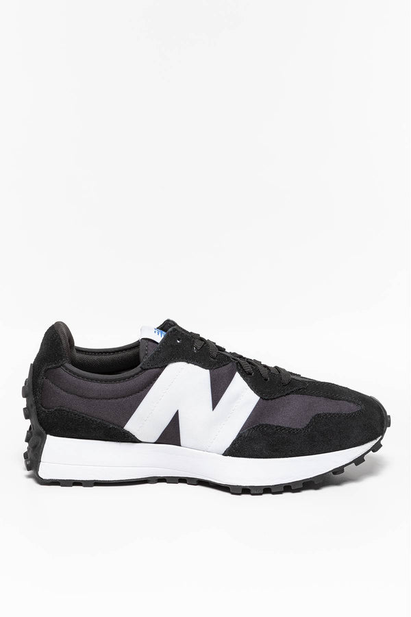 #00088  New Balance Sneakers MS327CPG BLACK WHITE