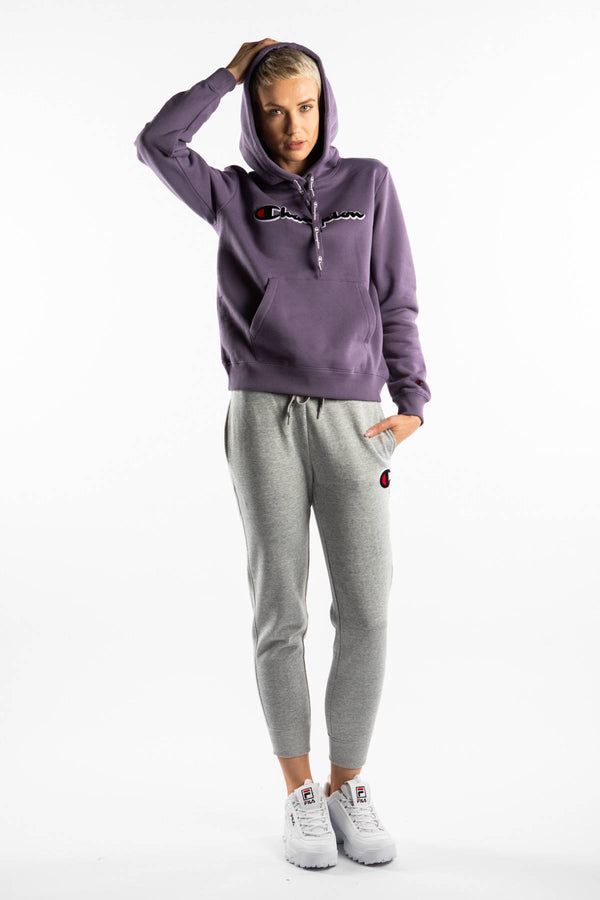 #00007  Champion Bluse HOODED SWEATSHIRT VS050 PURPLE