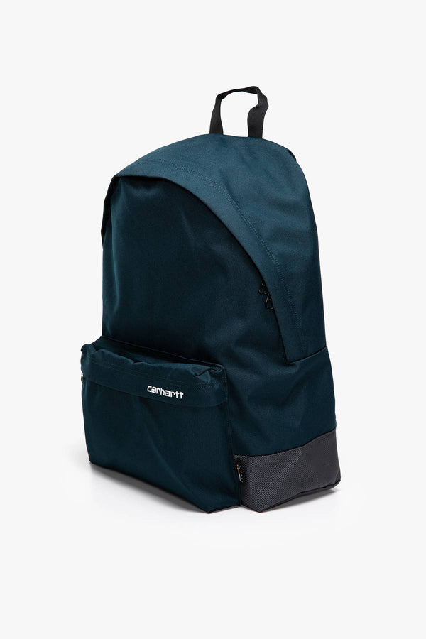 #00160  Carhartt WIP Rücksack Payton Backpack Duck Blue/Blacksmith/White