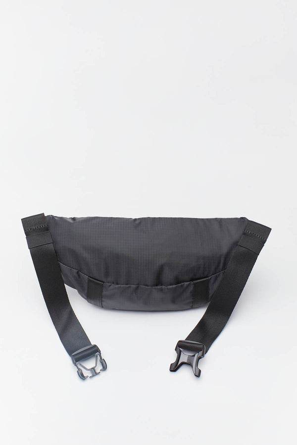 #00062  New Era Gürteltasche WHITE LOGO WAIST BAG 335 BLACK