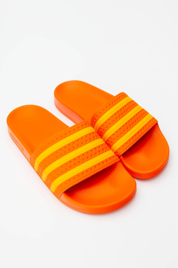 #00093  adidas Pantoffeln ADILETTE W 186 ORANGE/FLASH ORANGE/ORANGE